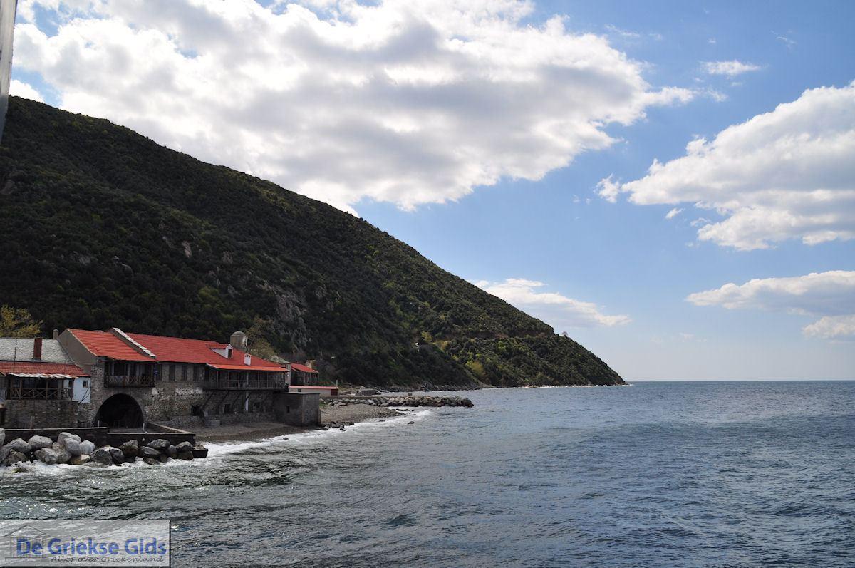 foto Haven Dafni - De Heilige Berg Athos 007 | Athos gebied Chalkidiki | Griekenland