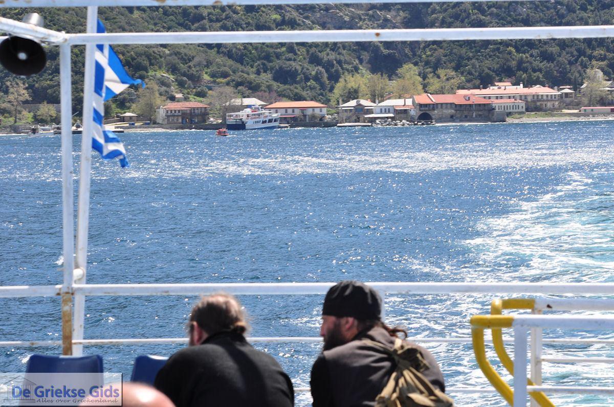 foto Haven Dafni - De Heilige Berg Athos 013 | Athos gebied Chalkidiki | Griekenland
