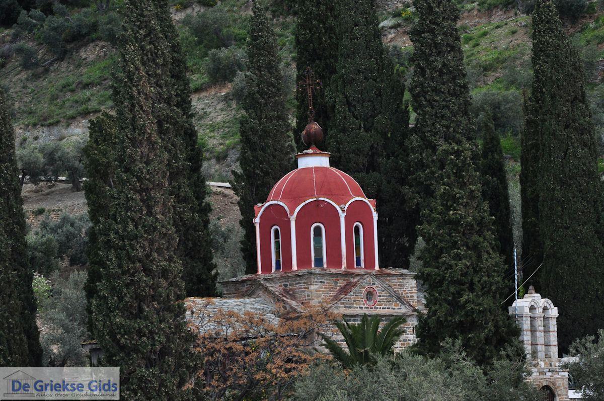foto Kapel nabij Het Heilige Klooster Dochiariou Athos | Athos gebied Chalkidiki | Griekenland