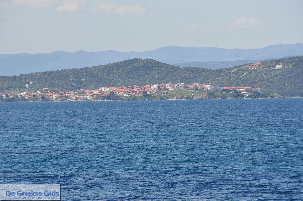 foto Ammouliani vanaf Ouranoupolis | Athos gebied Chalkidiki | Griekenland