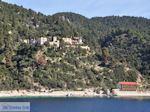 Klooster Heilige berg Athos 001 | Athos gebied Chalkidiki | Griekenland - Foto van De Griekse Gids