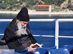 Op de boot naar Athos 001 | Athos gebied Chalkidiki | Griekenland - Foto van De Griekse Gids