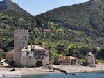 De Heilige Berg Athos foto 22 | Athos gebied Chalkidiki | Griechenland - Foto GriechenlandWeb.de