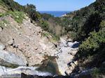 Watervallen Mylopotamos | De Heilige Berg Athos foto 2 | Athos gebied Chalkidiki | Griekenland - Foto van De Griekse Gids