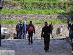 GriechenlandWeb.de Straatbeeld Karyes Athos foto 1 | Athos gebied Chalkidiki | Griechenland - Foto GriechenlandWeb.de