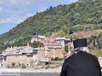De Heilige Klooster Xenofontos Athos foto 3 | Athos gebied Chalkidiki | Griekenland - Foto van De Griekse Gids