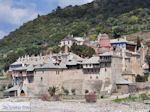De Heilige Klooster Xenofontos Athos foto 10 | Athos gebied Chalkidiki | Griechenland - Foto GriechenlandWeb.de