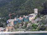 Het Heilige Klooster Dochiariou Athos foto 1 | Athos gebied Chalkidiki | Griekenland - Foto van De Griekse Gids