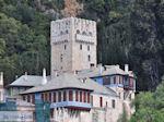 Het Heilige Klooster Dochiariou Athos foto 4 | Athos gebied Chalkidiki | Griekenland - Foto van De Griekse Gids