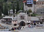 De Heilige Klooster Dochiariou Athos foto 6 | Athos gebied Chalkidiki | Griekenland - Foto van De Griekse Gids