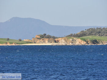 Drenia eilanden Ammouliani 003 | Athos gebied Chalkidiki | Griekenland - Foto van De Griekse Gids