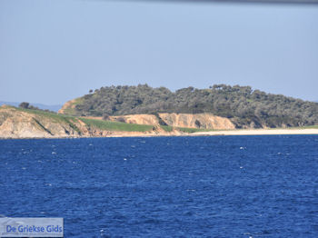 Drenia eilanden Ammouliani 004 | Athos gebied Chalkidiki | Griechenland - Foto GriechenlandWeb.de