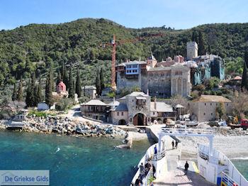 De Heilige Berg Athos foto 43 | Athos gebied Chalkidiki | Griekenland - Foto van De Griekse Gids