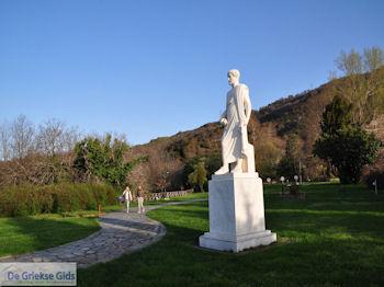 Aristoteles park Stageira foto 2 | Athos gebied Chalkidiki | Griekenland - Foto van De Griekse Gids