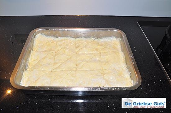 Recept voor Baklava