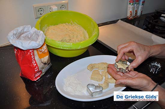 Recept Kourabiedes