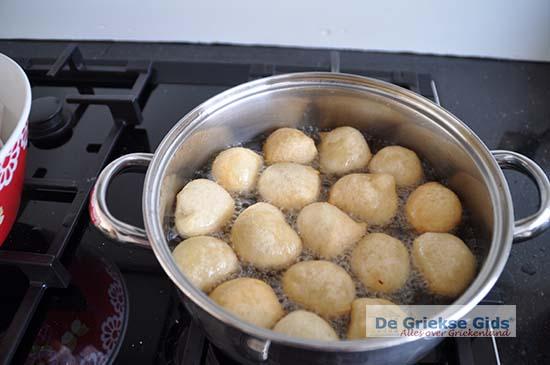 Recept loukoumades