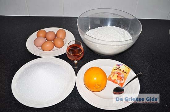 Recept Vasilopita