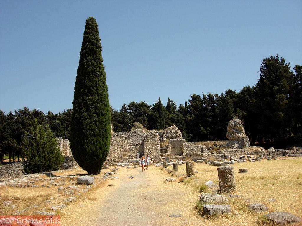foto Asklepieion Kos - Griekse Gids Foto 22