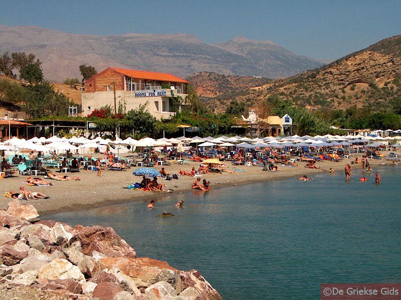 foto Agia Galini Kreta - De Griekse Gids GR06