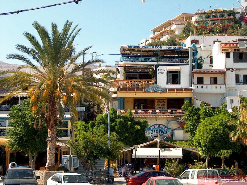 foto Agia Galini Kreta - De Griekse Gids GR25