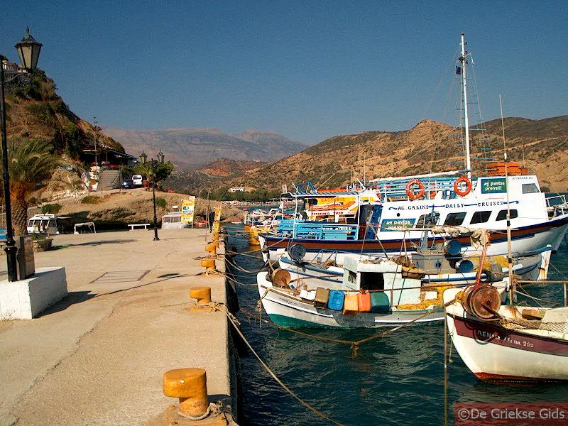 foto Agia Galini Kreta - De Griekse Gids GR27