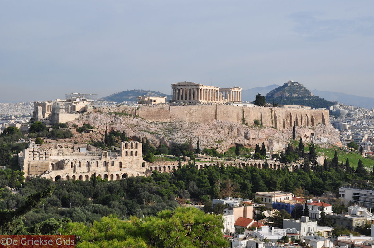 the acropolis Parthenonmetopes greek pottery acropolis acropolis in greek means the sacred rock, the high city all around the world the acropolis of athens is known as 'the acropolis.