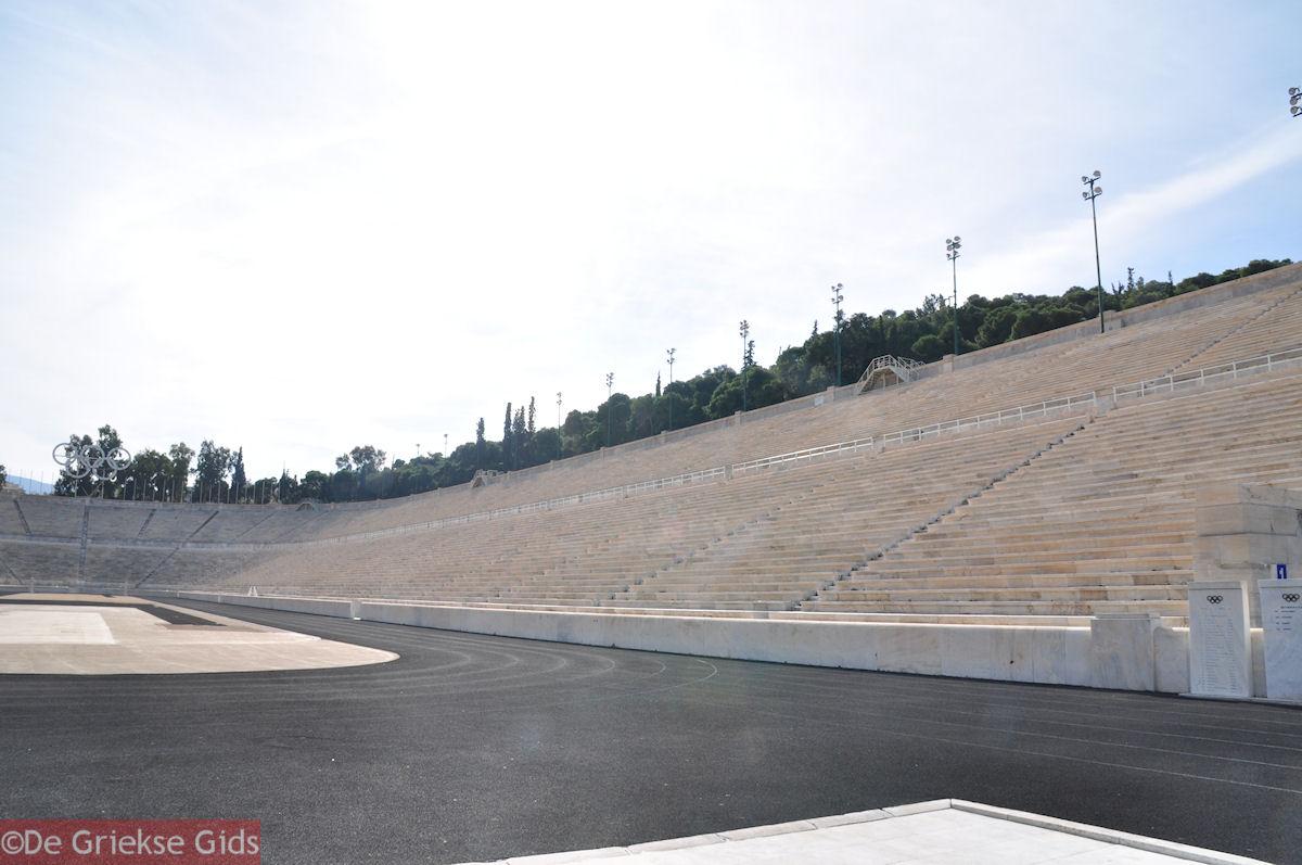 foto Olympisch Stadion 1896 Spelen