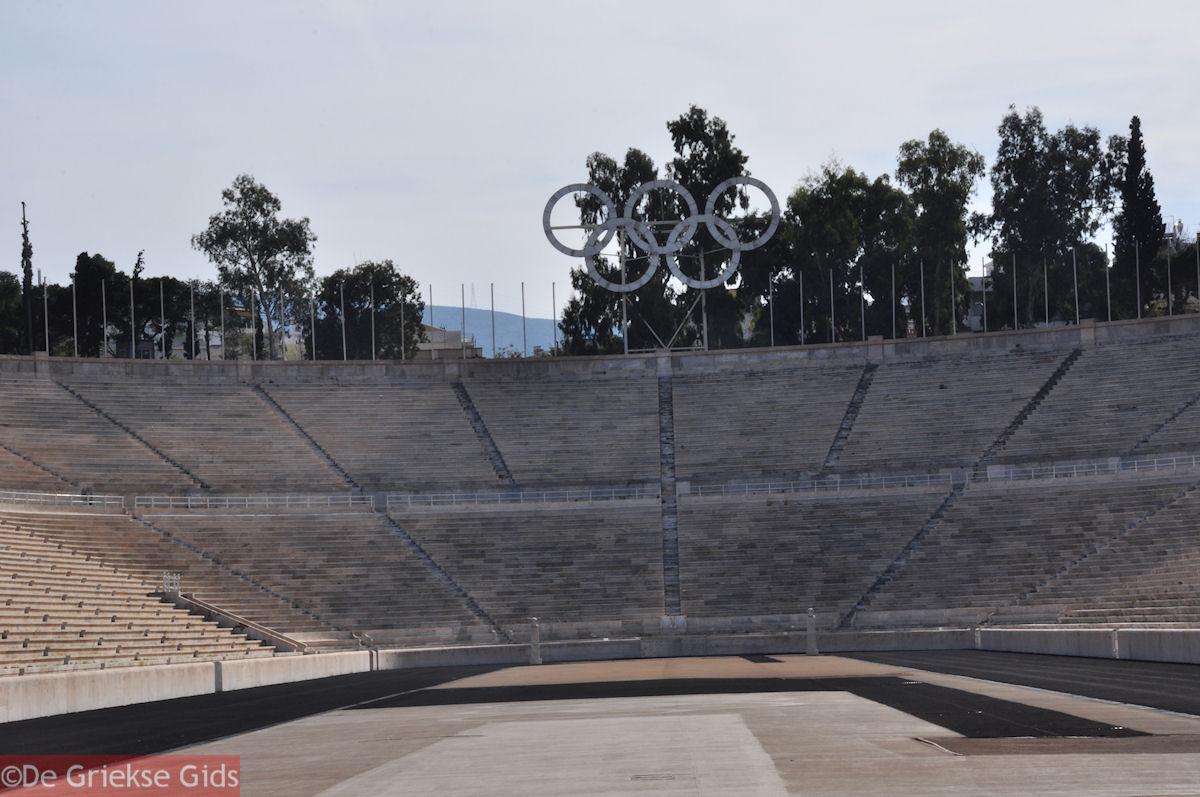 foto Olympisch Stadion 1896 Spelen Athene
