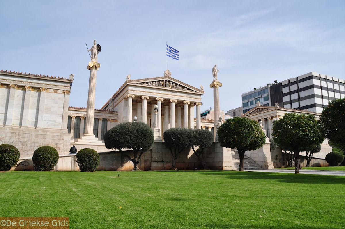 foto De Academie van Athene