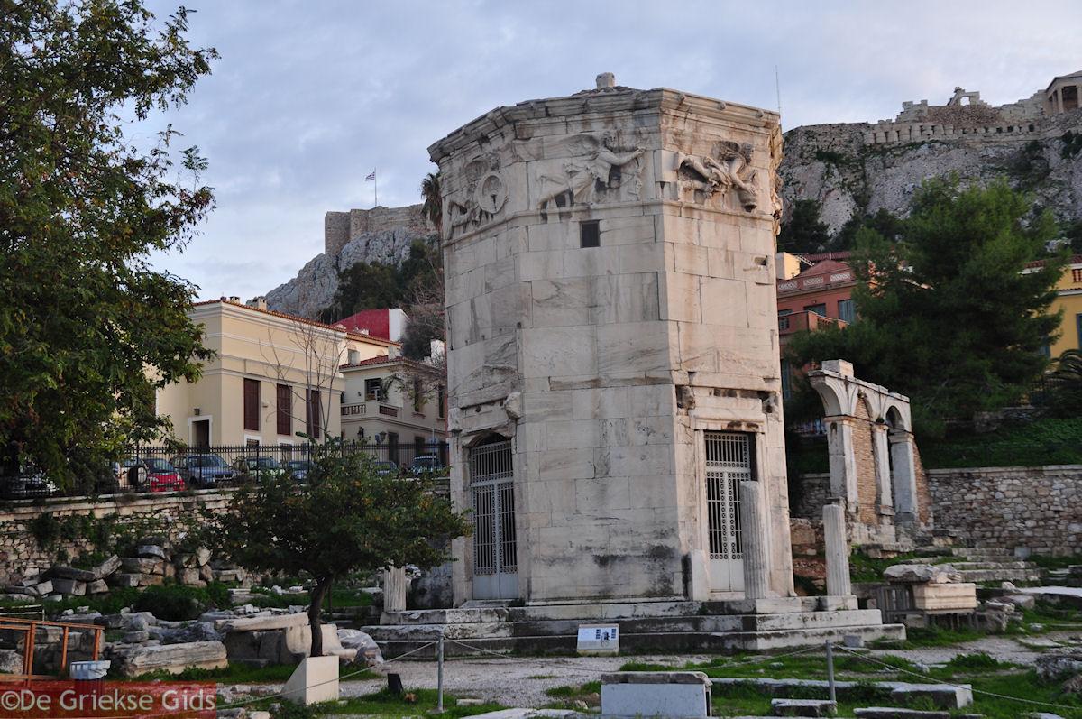Toren der Winden in Athene