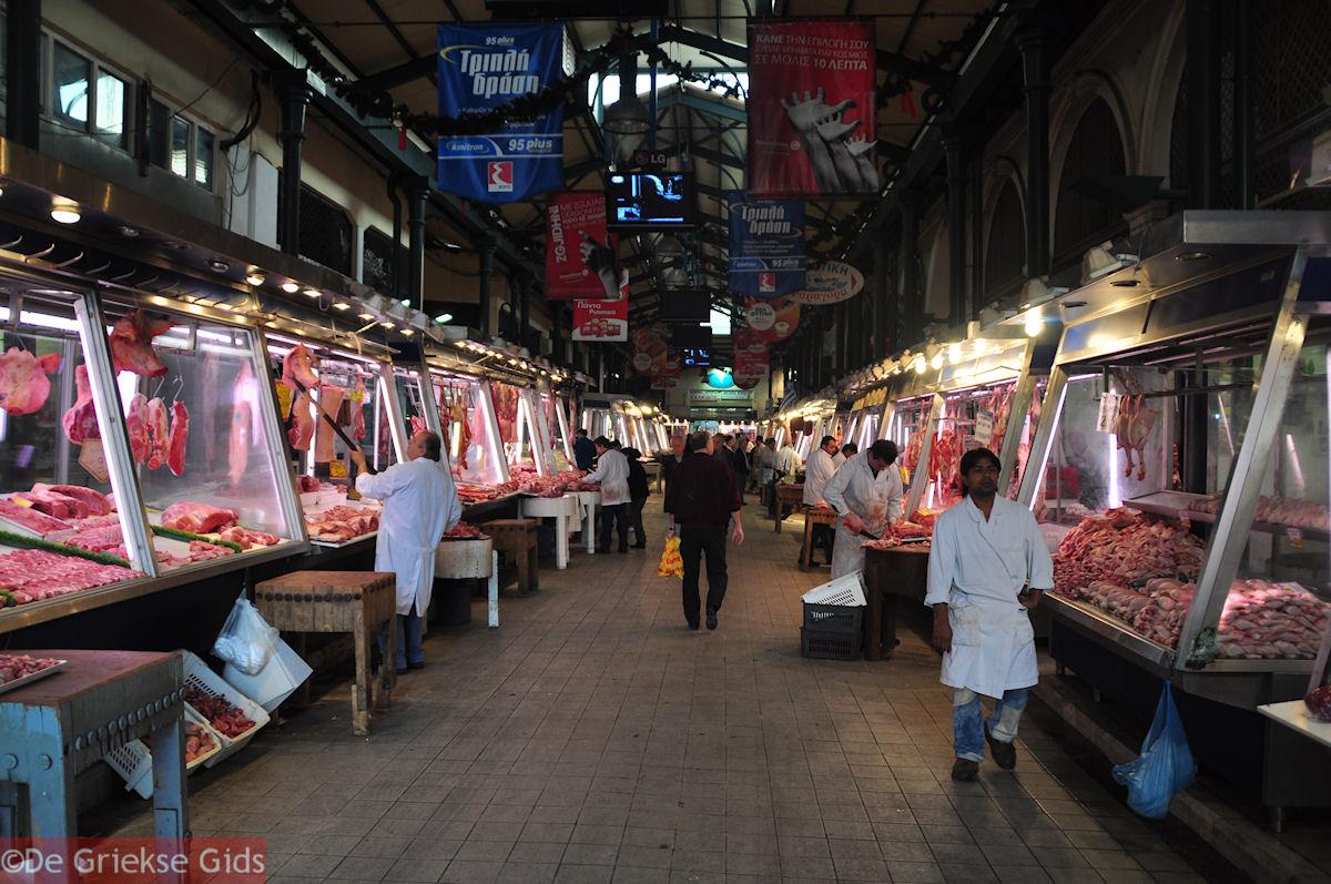 foto Vleesmarkt Athinastraat - Markt Athene