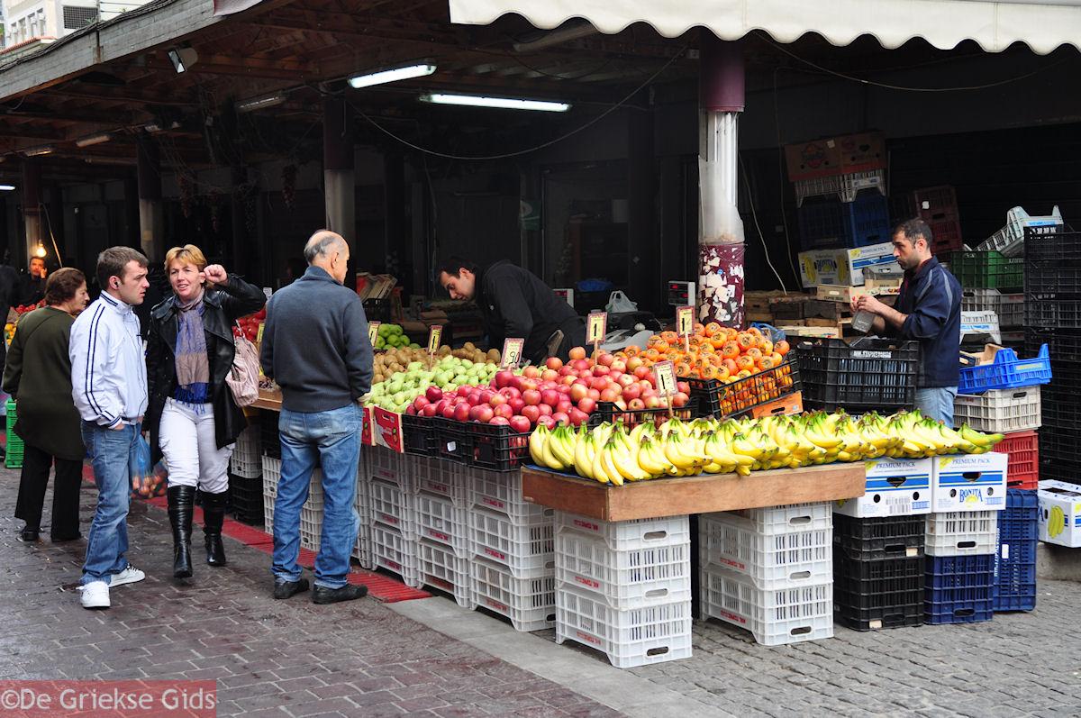 foto Fruit - Centrale markt Athene