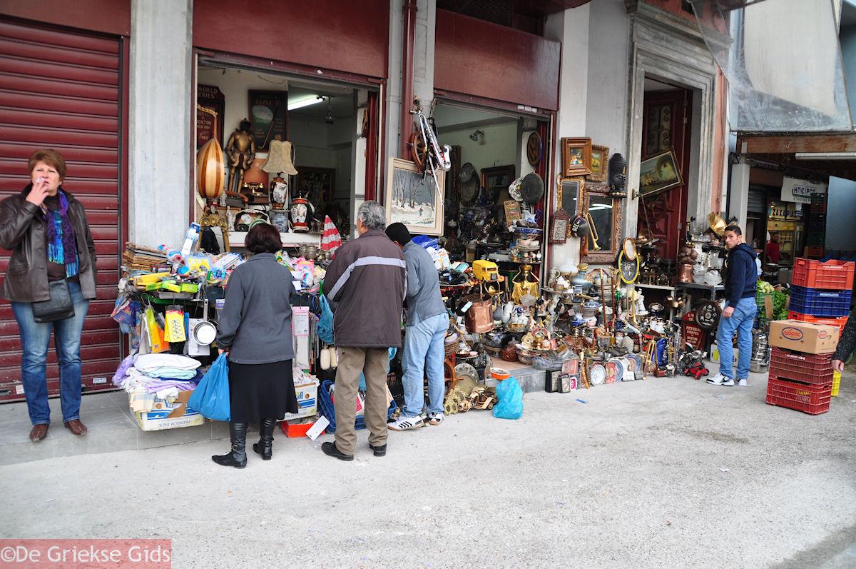 foto Vlooienmarkt Athene - Markt Athene