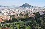 JustGreece.com De Likavitos-heuvel gezien vanuit Pnyx - Foto van De Griekse Gids