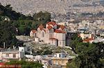 De Agia Marina kerk bij Pnyx - Foto van De Griekse Gids