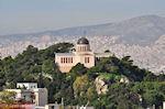 Het Nationaal Observatorium bij Pnyx - Foto van De Griekse Gids