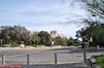Het park aan de voet van de Akropolis - Foto GriechenlandWeb.de