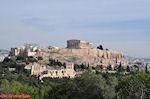 GriechenlandWeb.de Het Akropolis-complex gezien vanaf de Philopapou heuvel - Foto GriechenlandWeb.de
