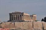 Het Parthenon gezien vanaf Philopapou - Foto van De Griekse Gids
