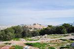 De Akropolis vanaf Philopapou - Foto van De Griekse Gids