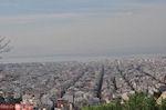 De zee en Piraeus vanaf Philopapou gezien - Foto van De Griekse Gids