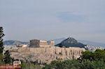 De Akropolis met daarachter Likavitos - Foto van De Griekse Gids