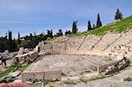 Het oudste theater, het theater van Dionysos - Foto van De Griekse Gids
