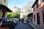 GriechenlandWeb Het monument van Lysikrates in Plaka - Foto GriechenlandWeb.de