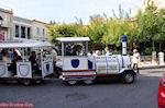 sunshine-express.gr trein in Plaka - Foto van De Griekse Gids