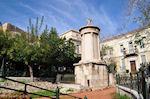 Het Lysikrates-monument in Plaka - Foto van De Griekse Gids