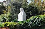 Melina Merkouri monument op de Syggrou Avenue - Foto van De Griekse Gids