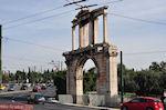 De Poort van Adrianus - Foto van De Griekse Gids