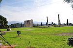 De tempel van de Olympische Zeus - Foto van De Griekse Gids